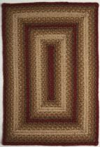 Homespice Decor Braided Aberdeen Area Rug Collection