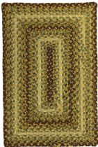 Homespice Decor Braided Country Walk Area Rug Collection