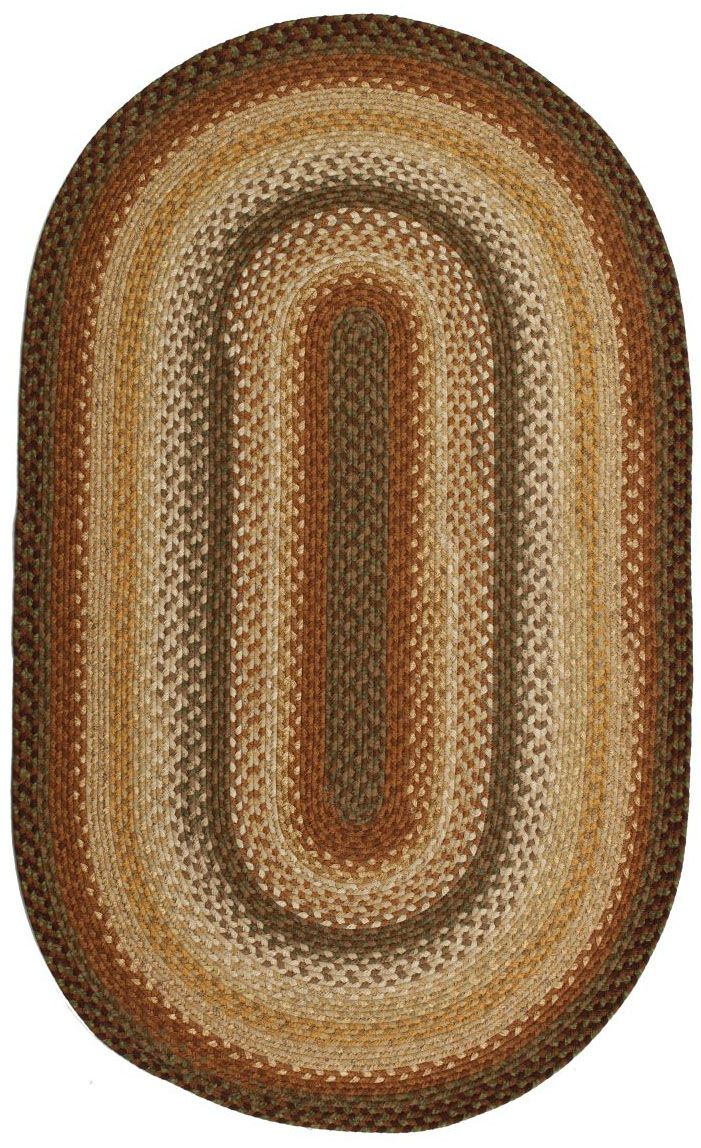 homespice decor breckenridge braided area rug collection