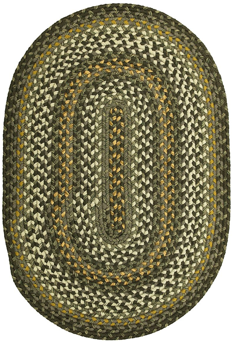 homespice decor dover braided area rug collection