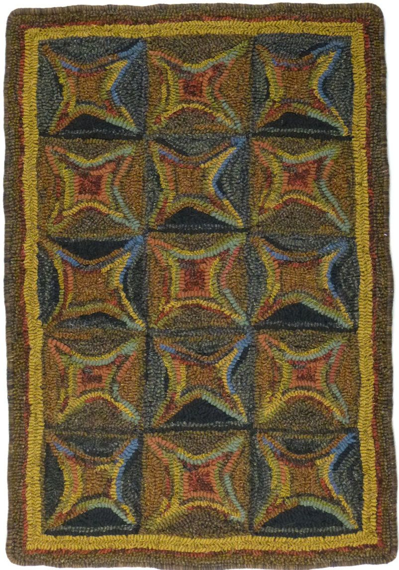 homespice decor kaleidoscope braided area rug collection