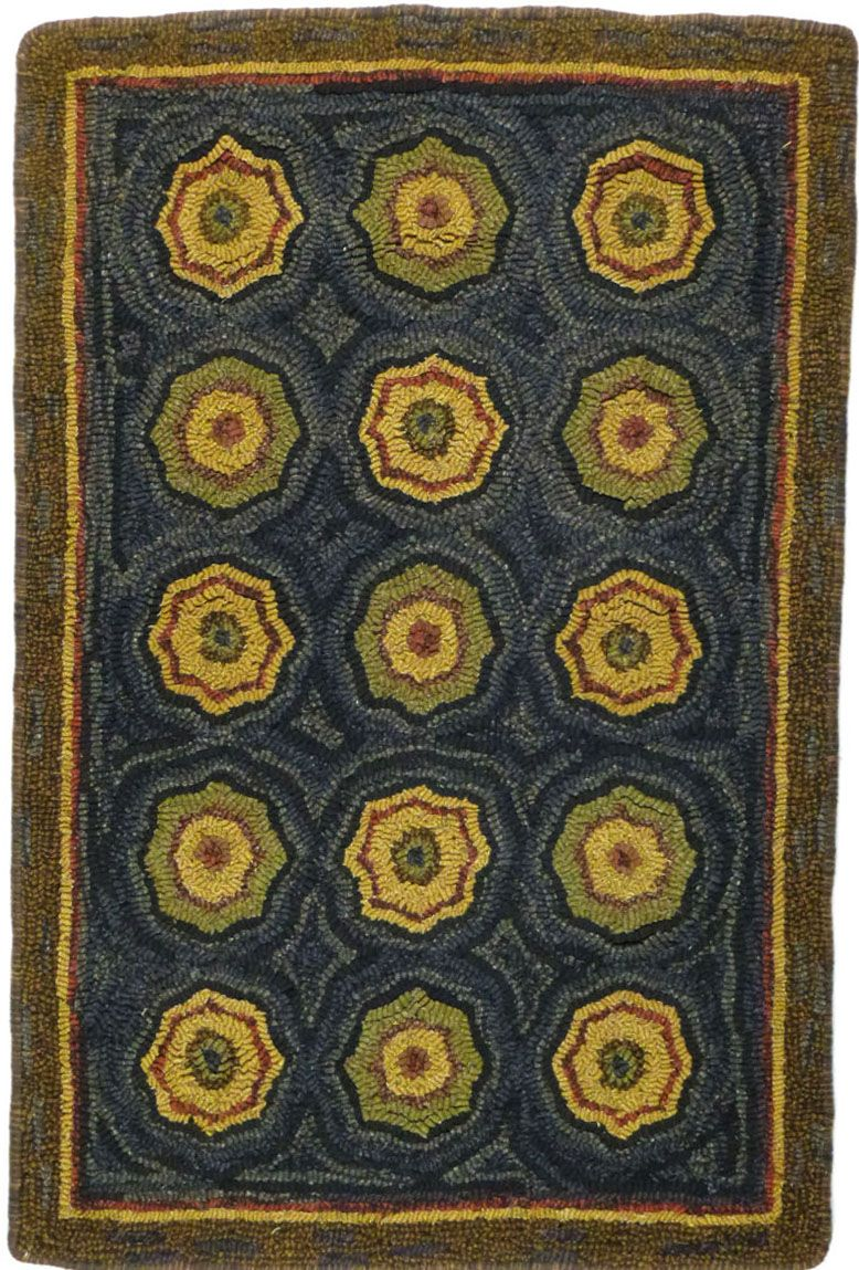homespice decor lilly pad braided area rug collection