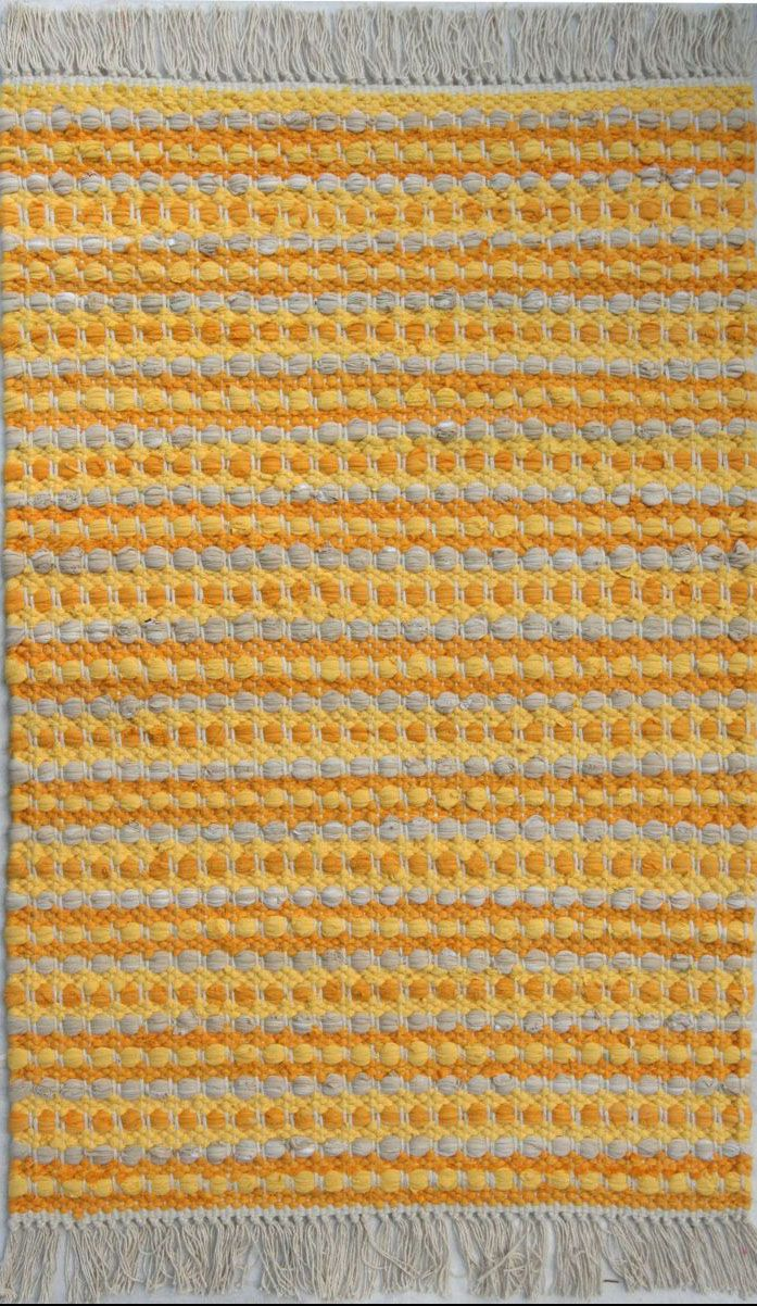 homespice decor stripe mango braided area rug collection