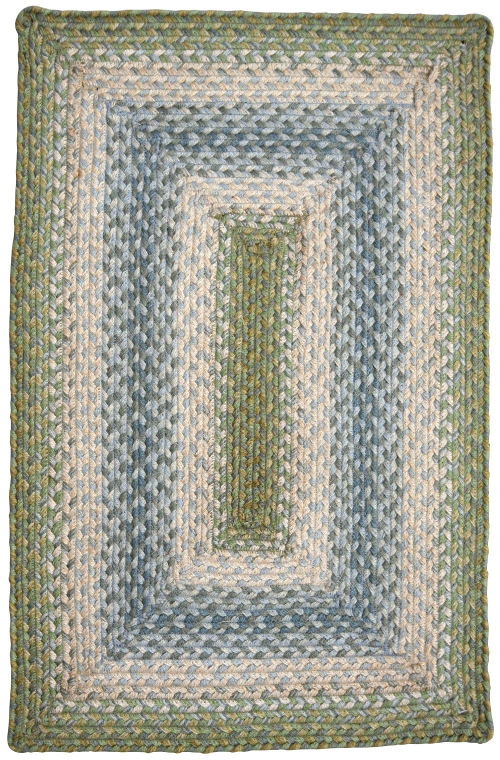 homespice decor ocean maze braided area rug collection