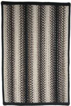 Homespice Decor Braided Onyx Area Rug Collection