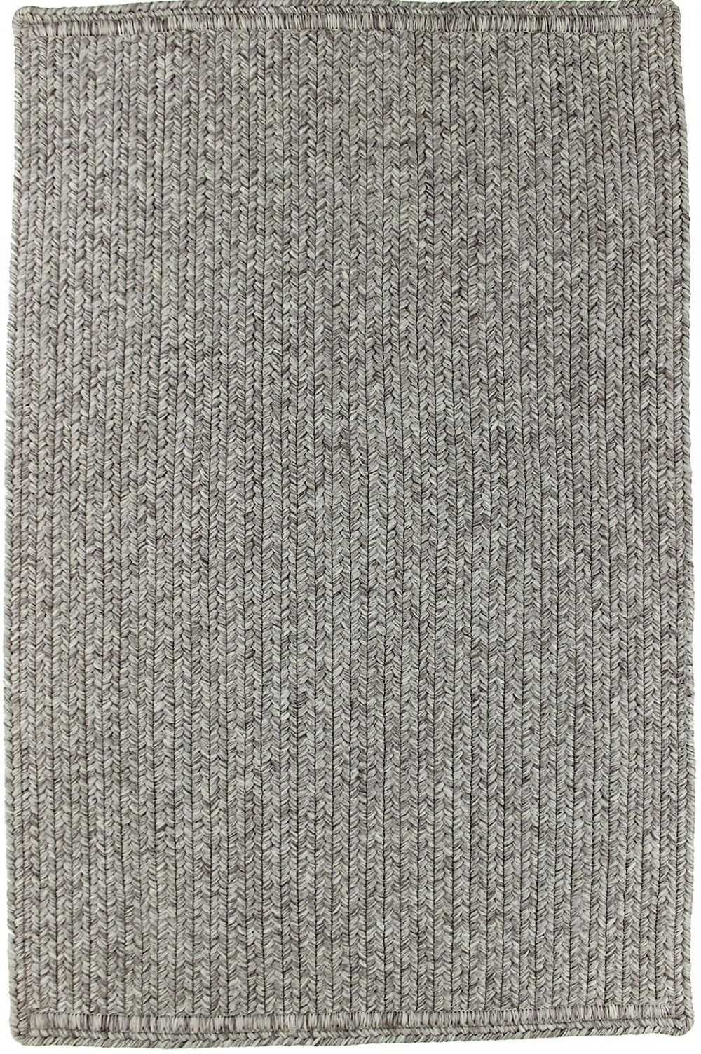 homespice decor quick silver braided area rug collection