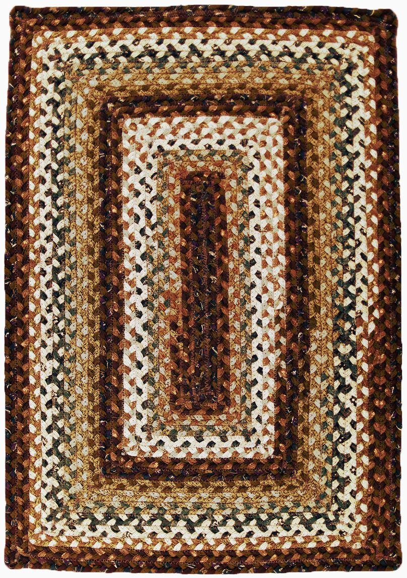 homespice decor rocky road braided area rug collection