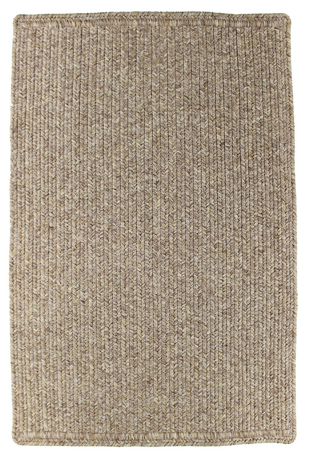 homespice decor sepia braided area rug collection