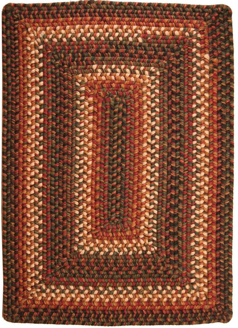 homespice decor stonehenge braided area rug collection