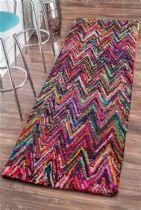 NuLoom Braided Oconnor Area Rug Collection