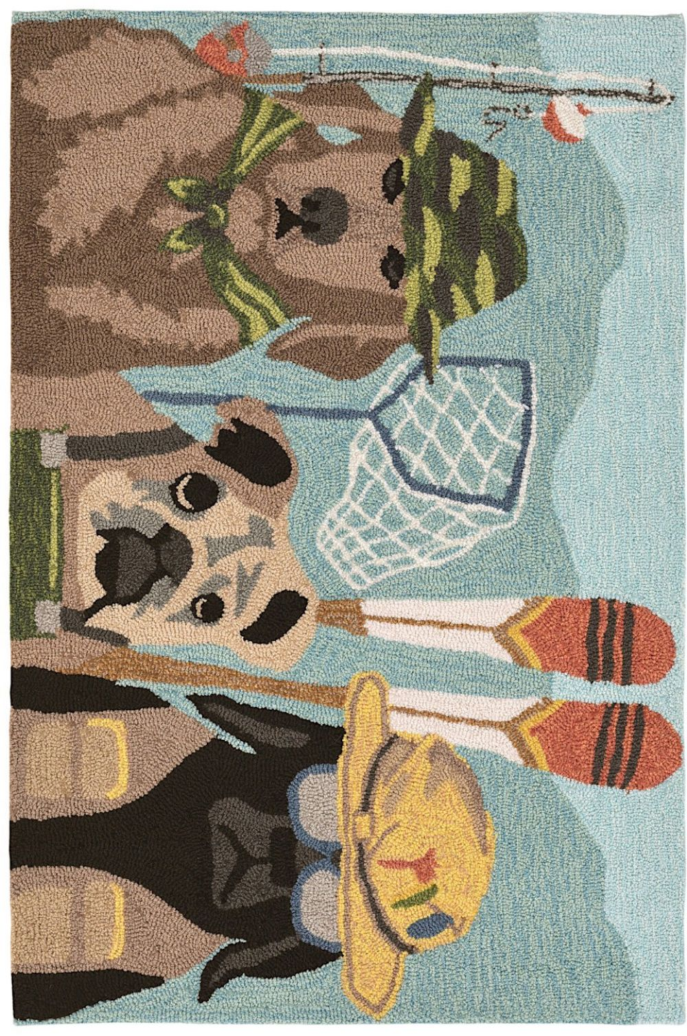 trans ocean frontporch novelty area rug collection