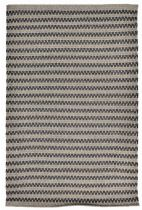 Trans Ocean Solid/Striped Mirage Area Rug Collection