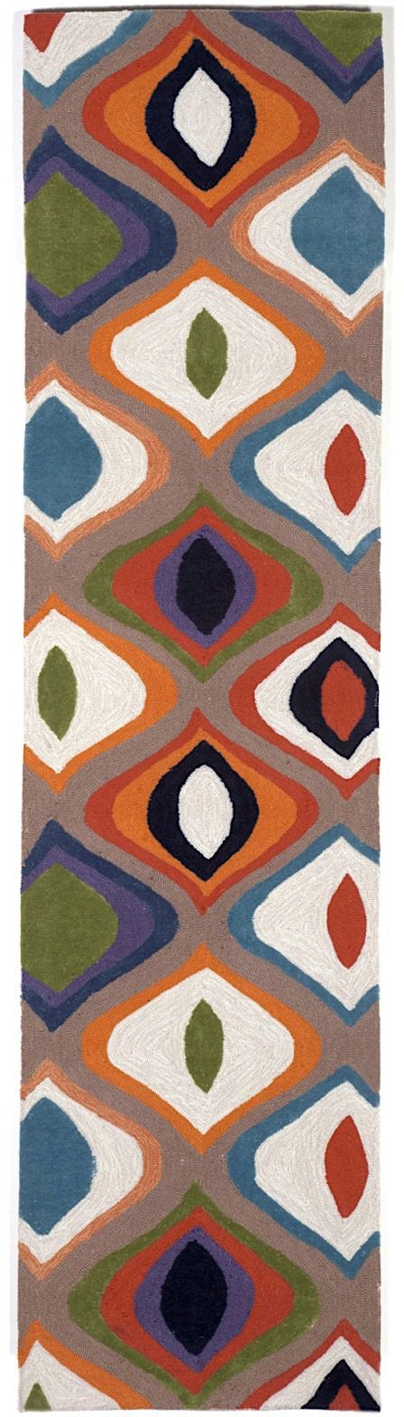 trans ocean oslo contemporary area rug collection
