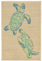 Trans Ocean Novelty Playa Area Rug Collection