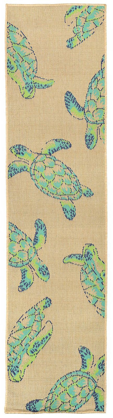 trans ocean playa novelty area rug collection