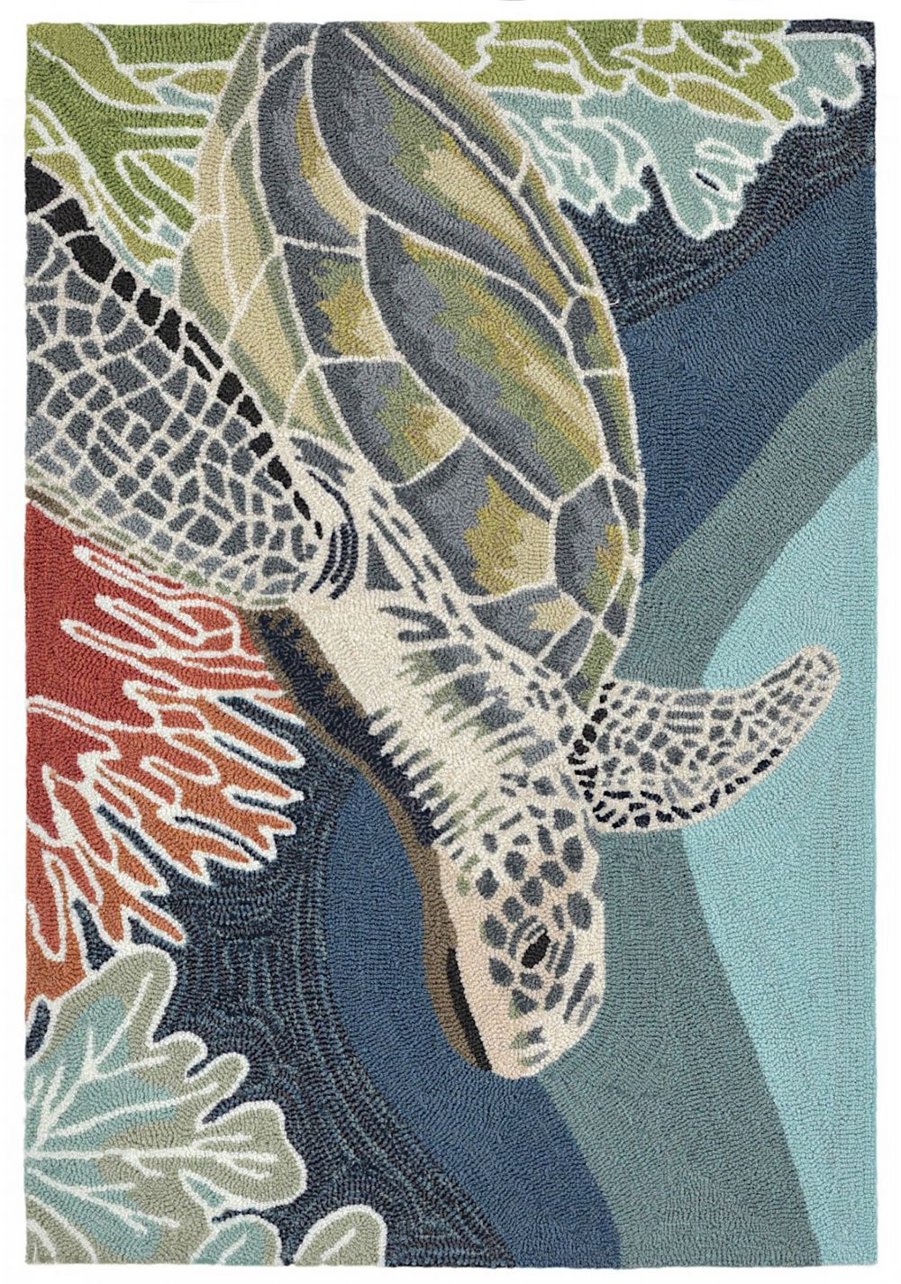 trans ocean ravella animal inspirations area rug collection