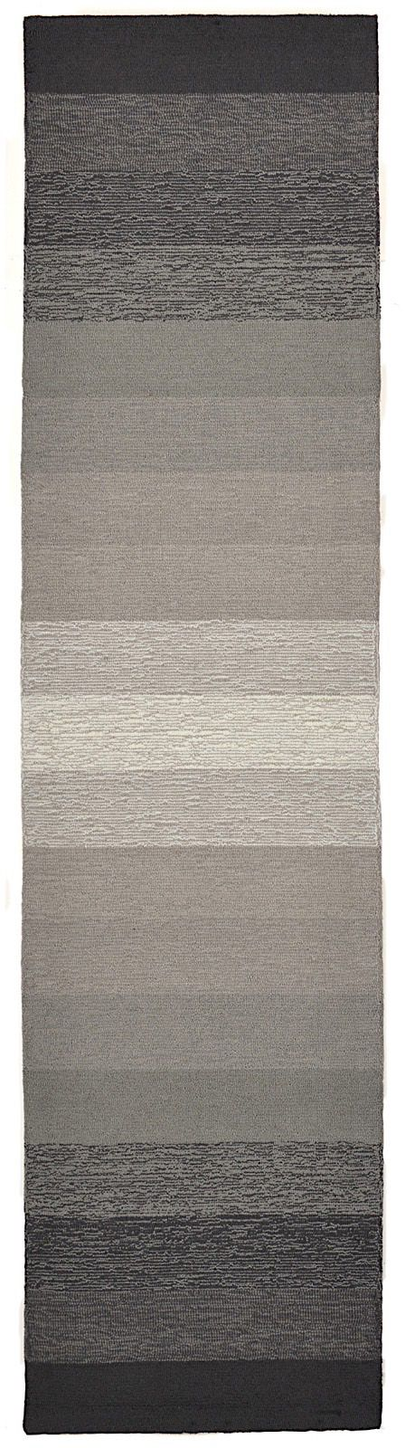 trans ocean ravella solid/striped area rug collection