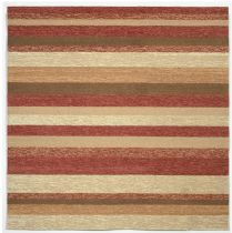 Trans Ocean Solid/Striped Ravella Area Rug Collection