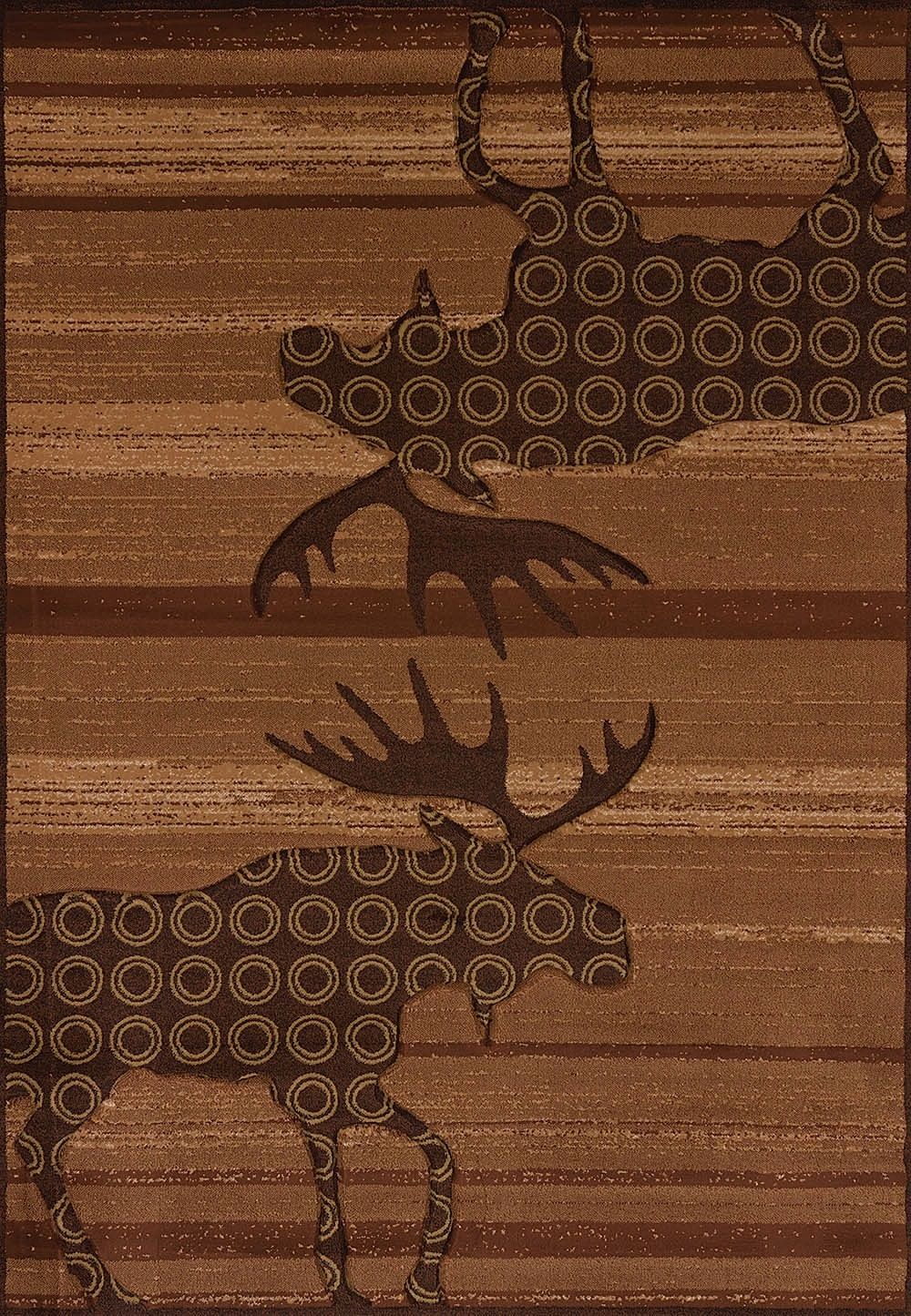 united weavers contours-cem urban lodge southwestern/lodge area rug collection