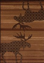 United Weavers Southwestern/Lodge Contours-Cem Urban Lodge Area Rug Collection