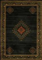 United Weavers Contemporary Genesis Laramie Hunter Area Rug Collection