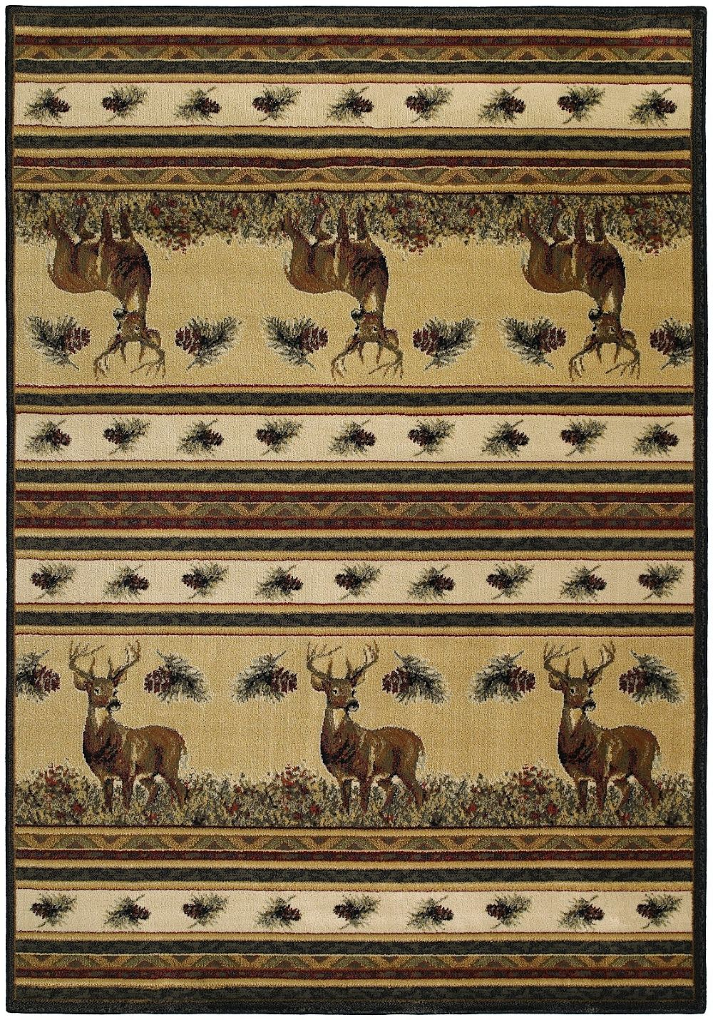 united weavers marshfield genesis master of the meadow southwestern/lodge area rug collection