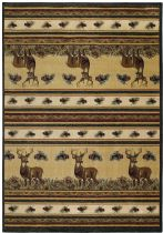United Weavers Southwestern/Lodge Marshfield Genesis Area Rug Collection