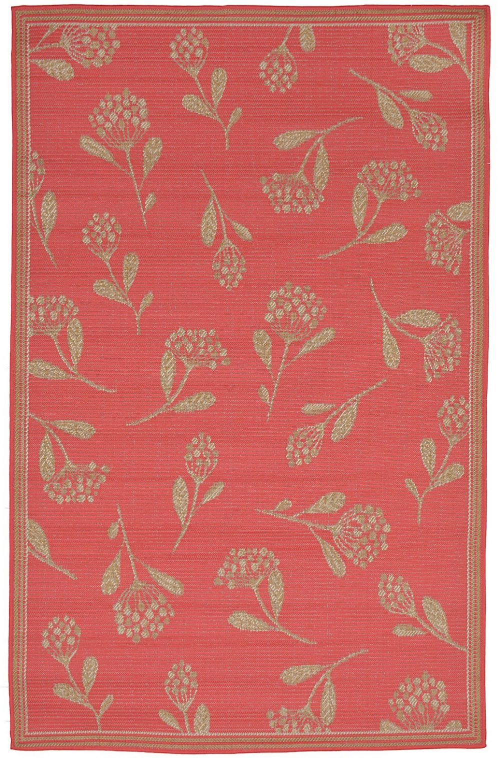 trans ocean terrace country & floral area rug collection