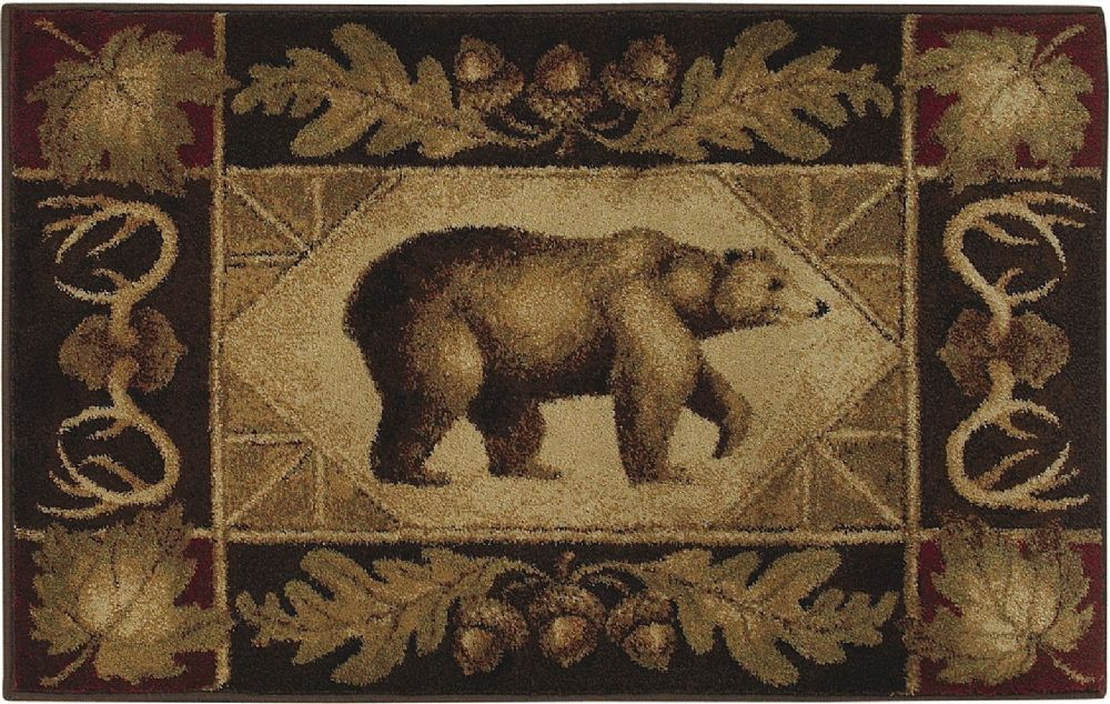 shaw reflections novelty area rug collection