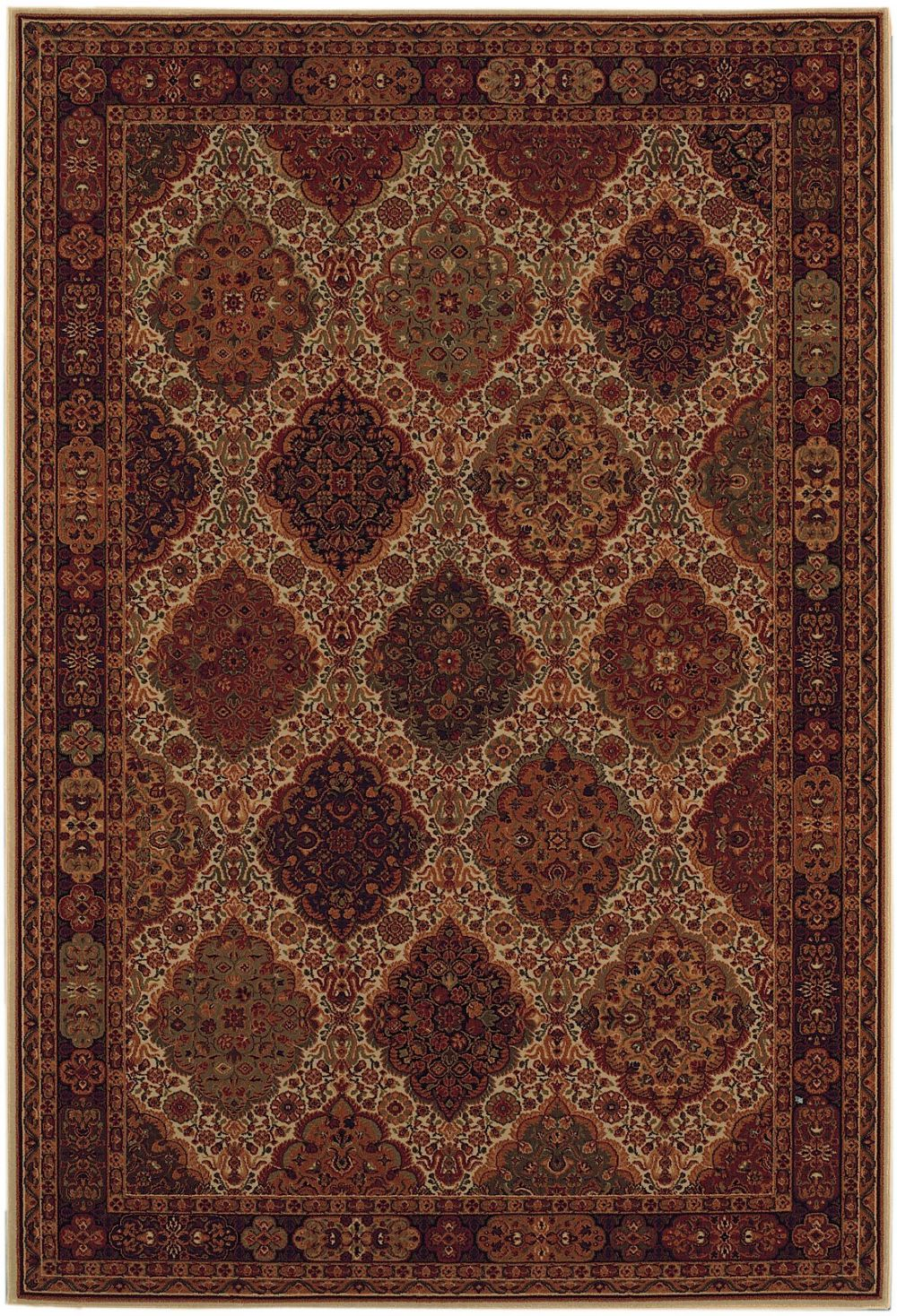 shaw reverie traditional area rug collection