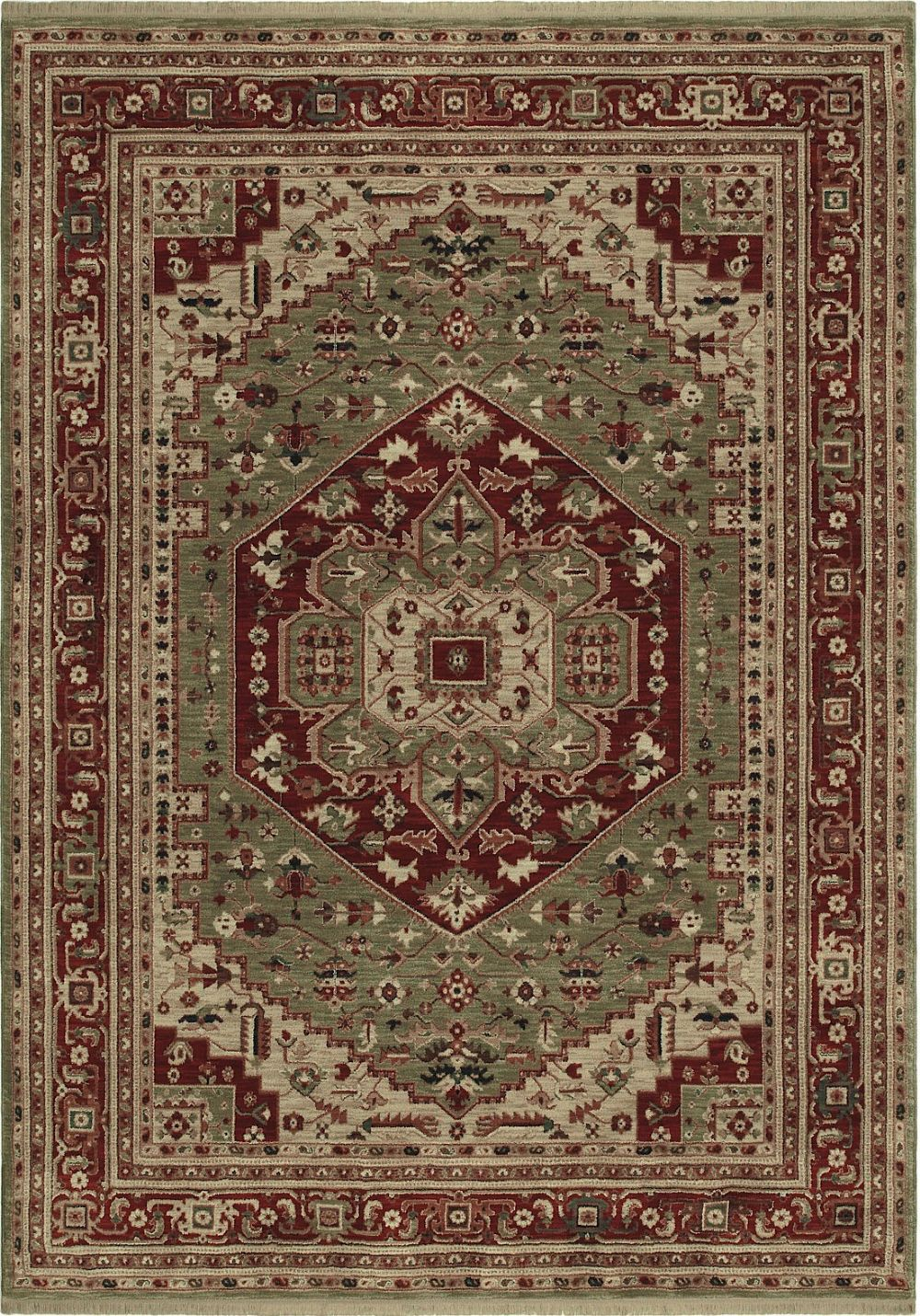 shaw renaissance european area rug collection