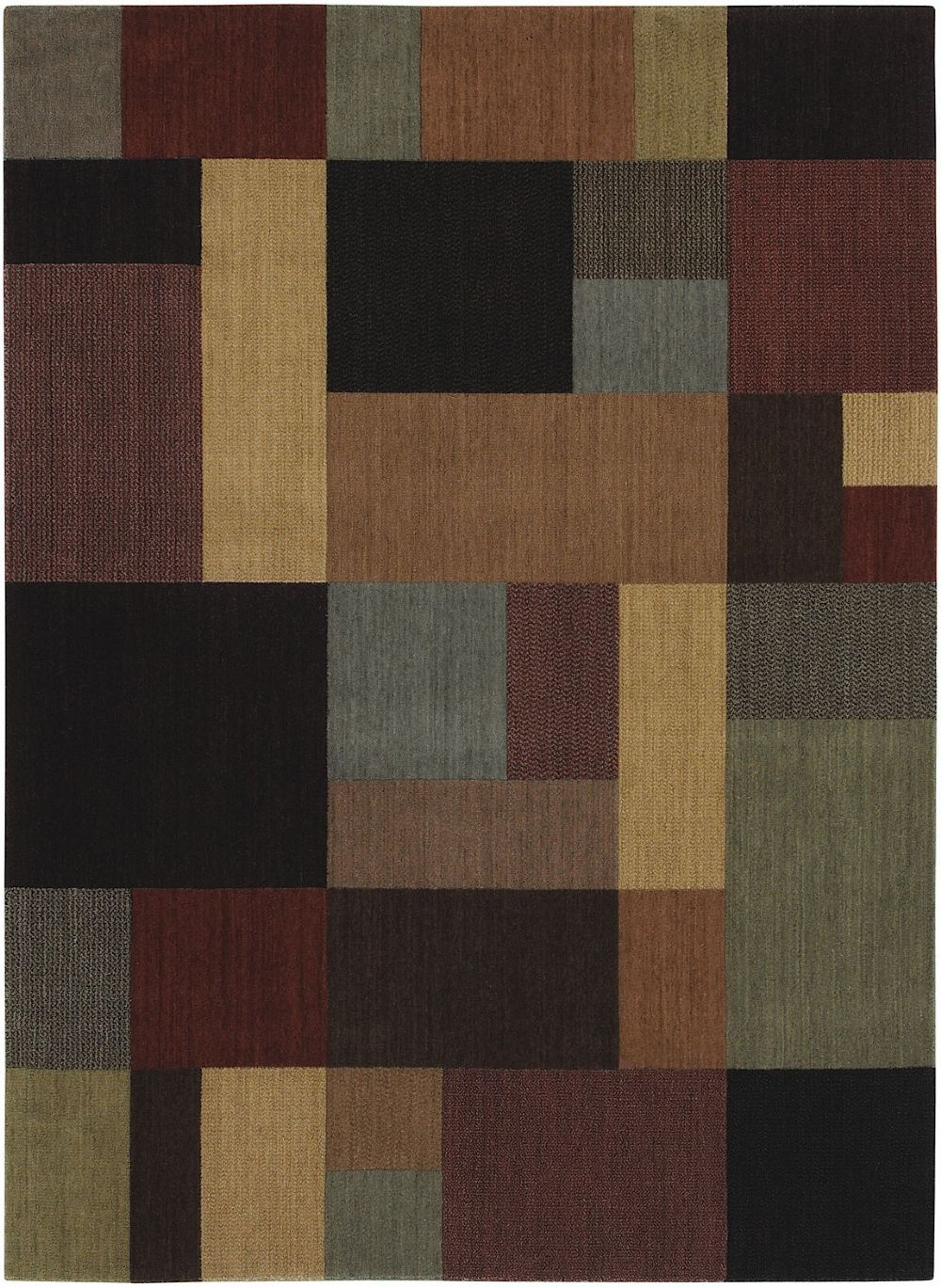 shaw pacifica contemporary area rug collection