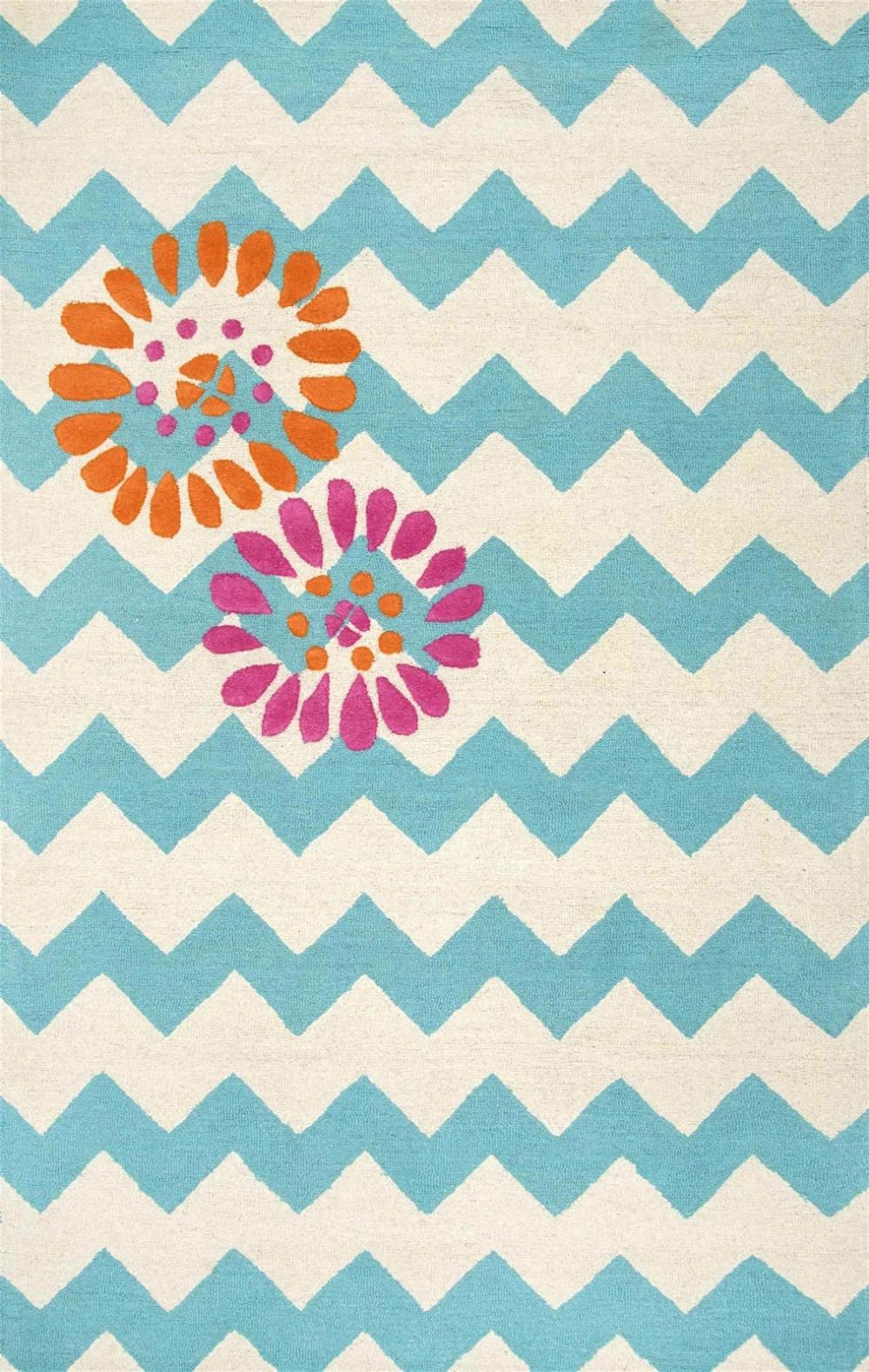 nuloom chevron country & floral area rug collection