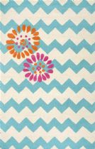 NuLoom Country & Floral Chevron Area Rug Collection