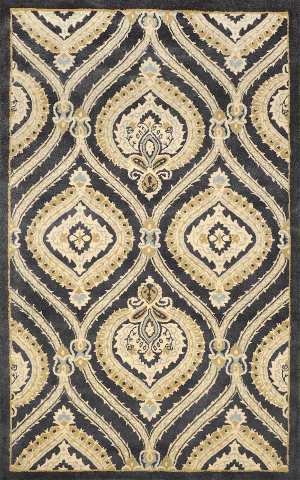nuloom romelia traditional area rug collection