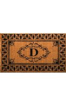 NuLoom Indoor/Outdoor Letter D Area Rug Collection