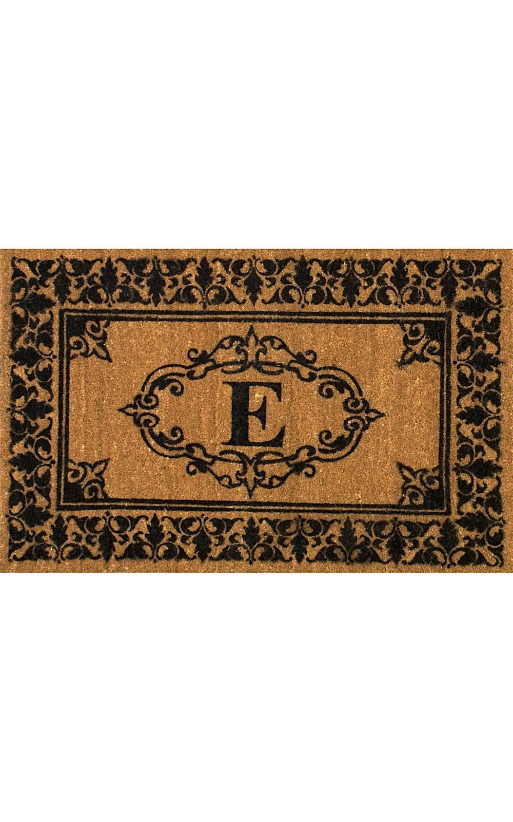 nuloom letter e indoor/outdoor area rug collection