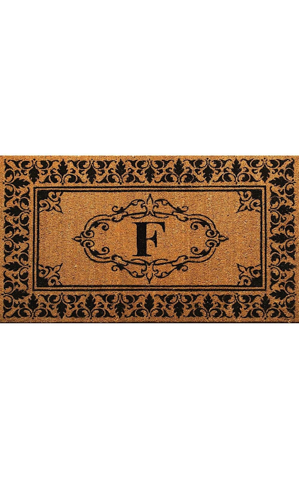 nuloom letter f indoor/outdoor area rug collection