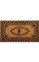NuLoom Indoor/Outdoor Letter F Area Rug Collection