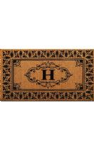 NuLoom Indoor/Outdoor Letter H Area Rug Collection