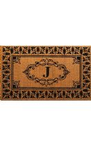 NuLoom Indoor/Outdoor Letter J Area Rug Collection