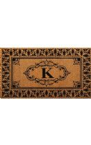 NuLoom Indoor/Outdoor Letter K Area Rug Collection
