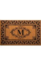 NuLoom Indoor/Outdoor Letter M Area Rug Collection