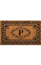 NuLoom Indoor/Outdoor Letter P Area Rug Collection