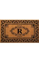 NuLoom Indoor/Outdoor Letter R Area Rug Collection