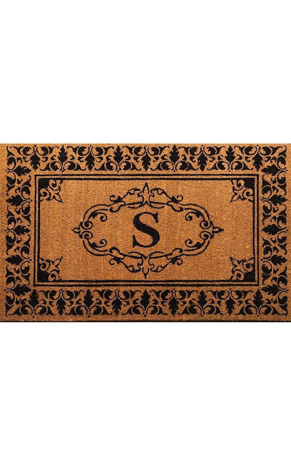 nuloom letter s indoor/outdoor area rug collection