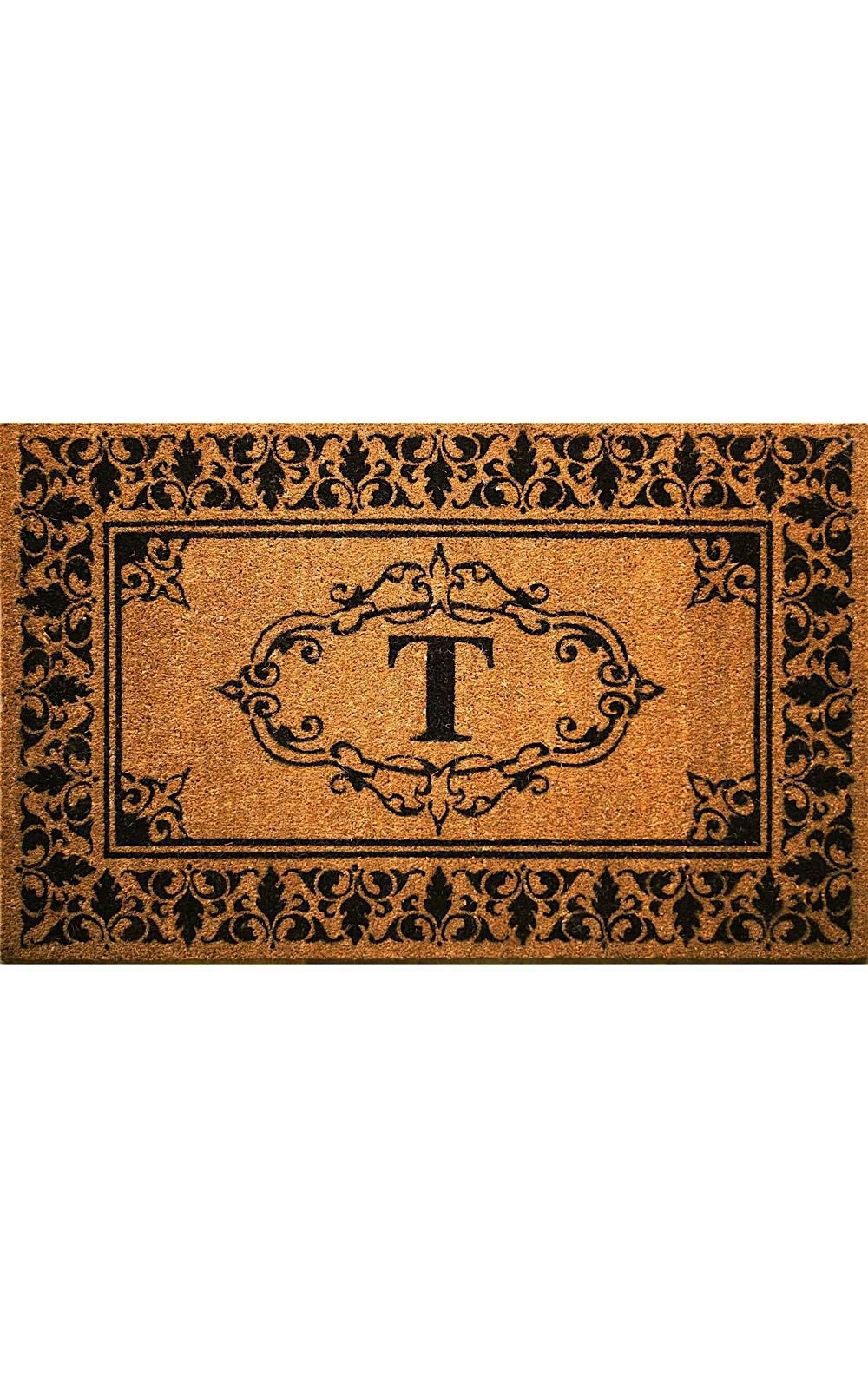 nuloom letter t indoor/outdoor area rug collection
