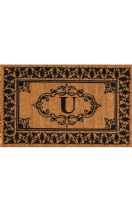 NuLoom Indoor/Outdoor Letter U Area Rug Collection