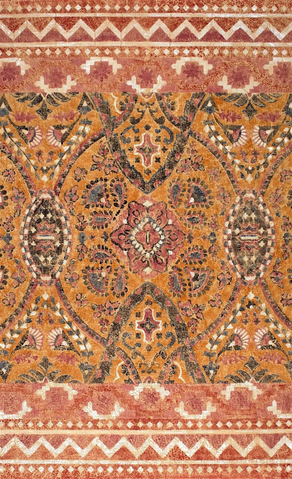 nuloom dara suzani traditional area rug collection