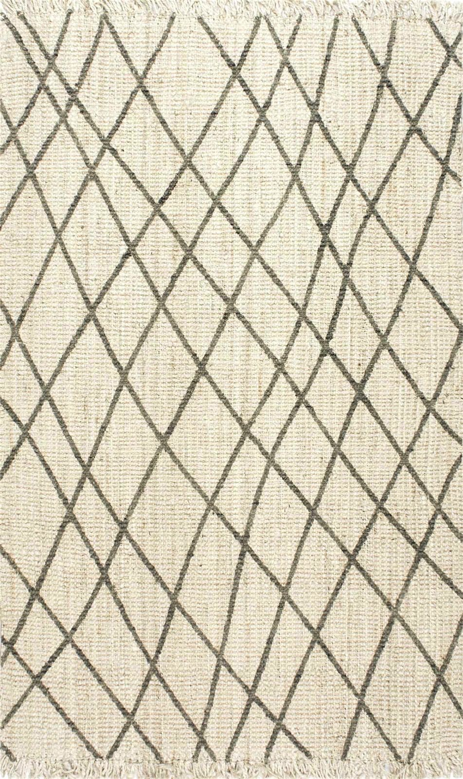 nuloom lattice delcie contemporary area rug collection